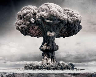 Rain Of Atomic Bombs