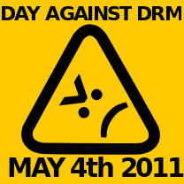 DRM is bad...