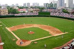 Baseball-Wrigley Field