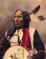 Native American photo
