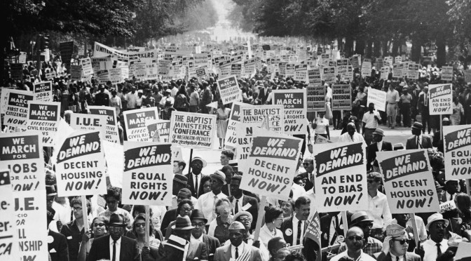 Civil Rights Demonstration